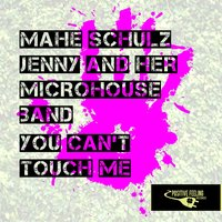 You Can't Touch Me — Mahe Schulz, Jenny and Her Microhouse Band