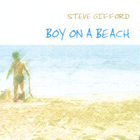 Boy on a beach — Steve Gifford
