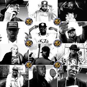 East Coast Killa Beez, Capone, Iriê, Popa Chief, Solomon Childs, Frukwan - The Calling