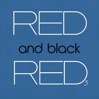 Red and Black, Vol. 5 — сборник