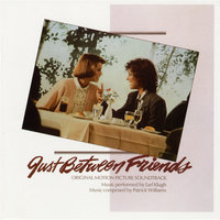 Just Between Friends Original Motion Picture Soundtrack — Earl Klugh
