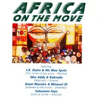 Africa On The Move — сборник