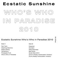 Who's Who in Paradise — Ecstatic Sunshine