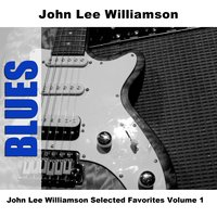 John Lee Williamson Selected Favorites Volume 1 — John Lee Williamson