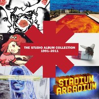 The Studio Album Collection 1991-2011 — Red Hot Chili Peppers