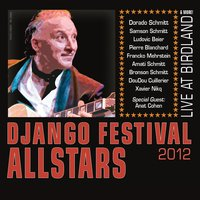 Live at Birdland & More! — Django Festival All Stars