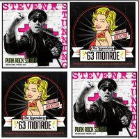 Punk Rock Soldier / Party Like a Rockstar — Steven R Stunning & 63 Monroe