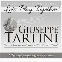 "Giuseppe Tartini: Violin Sonata in G Minor ""The Devil's Trill"" — Джузеппе Тартини, Arnold Dabrowski"