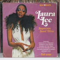 Backbeats Artists: Laura Lee - Supreme Soul Diva — Laura Lee