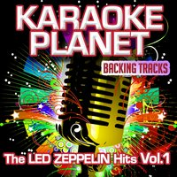 The Led Zeppelin Hits, Vol. 1 — Karaoke Planet, A-Type Player