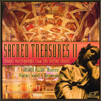 Sacred Treasures II: Choral Masterworks from the Sistine Chapel — Osnabruck Youth Choir