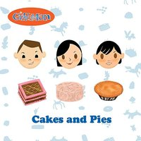"Cakes And Pies 12"" — Cinnamon"