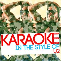 Karaoke (In the Style of U2) — Ameritz Digital Karaoke