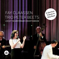 Live at the Amsterdam Concertgebouw — Fay Claassen, Fay Claassen & Trio Peter Beets