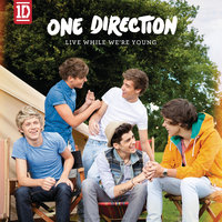 Live While We're Young — One Direction, Aury