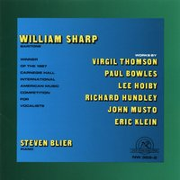 Thomson/Bowlesl/Hoiby/ Hundley/Musto/Klein: Songs — William Sharp