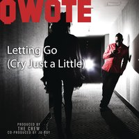 Letting Go (Cry Just A Little) — Qwote