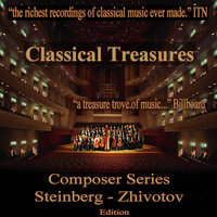 Classical Treasures Composer Series: Steinberg - Zhivotov — Геннадий Рождественский