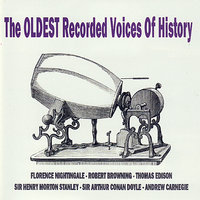 The Oldest Recorded Voices of History — сборник