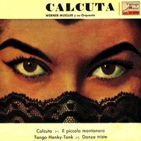 Vintage Dance Orchestras No. 261 - EP: Calcuta — Werner Müller And His Orchestra