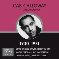 Complete Jazz Series 1930 - 1931 — Cab Calloway