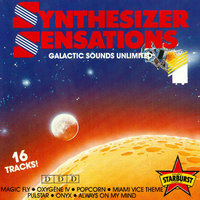 Synthesizer Sensations 1 — Galactic Sounds Unlimited