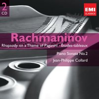 Rachmaninov: Music for Solo Piano etc — Jean-Philippe Collard, Сергей Васильевич Рахманинов