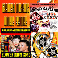 Greatest Musicals Double Feature - Girl Crazy & The Flower Drum Song — Judy Garland
