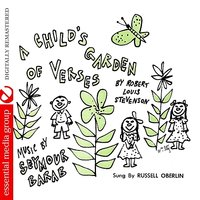 A Child's Garden Of Verses by Robert Louis Stevenson — Russell Oberlin, Seymour Barab, Russell Oberlin And Seymour Barab
