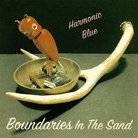Boundaries in the Sand — Harmonic Blue