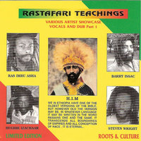 Rastafari Teachings - Part One — Steven Wright, Hughie Izachaar, Barry Isaac, Ras Imru Asha, Hughie Izachaar, Steven Wright and Barry Isaac, Ras Imru Asha