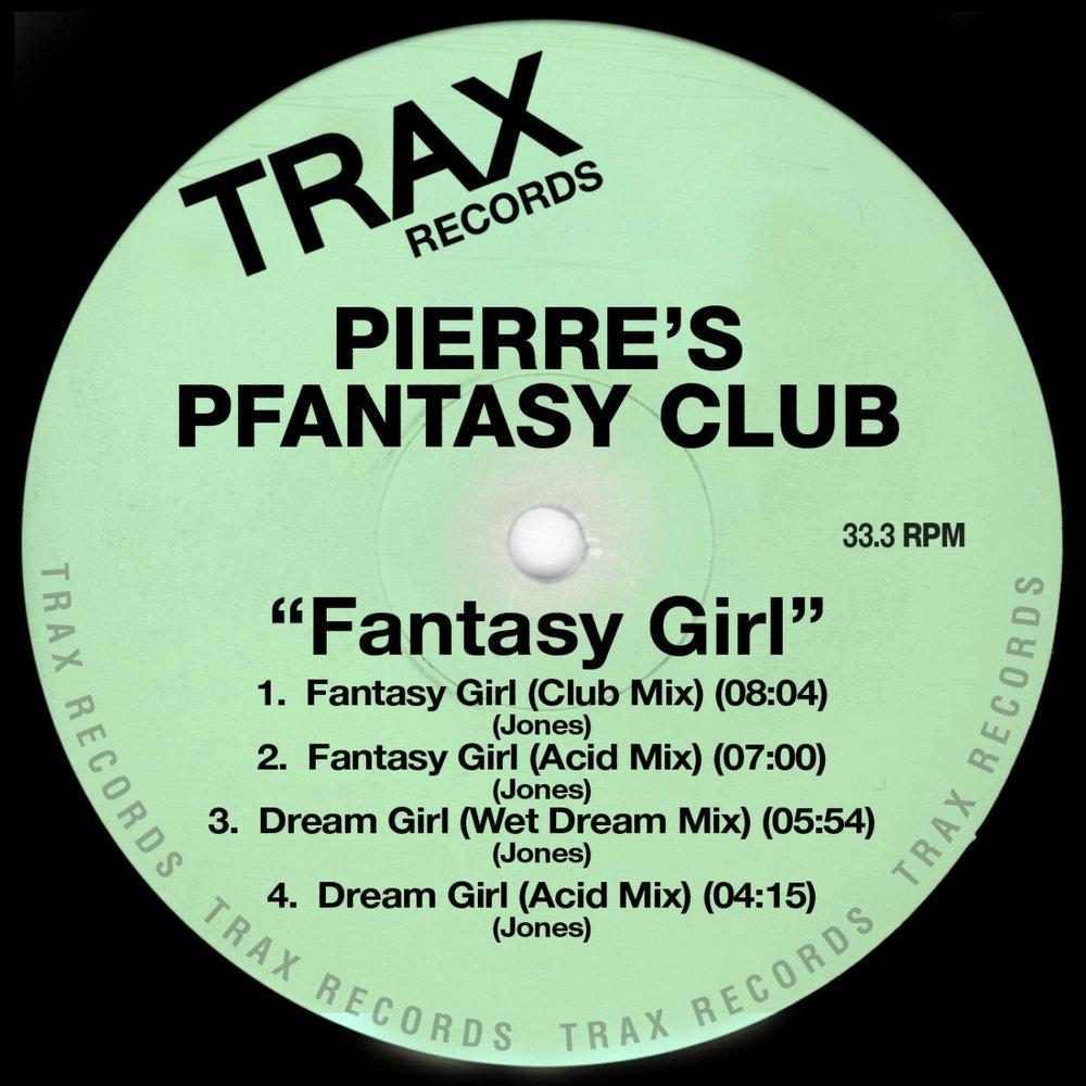 Pierre's Pfantasy Club - G. T. B.