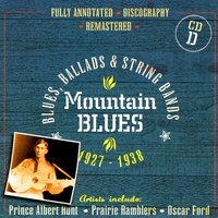 Mountain Blues, Vol. D — сборник