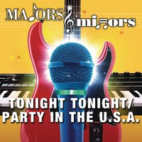 Tonight Tonight/Party In The U.S.A. — Majors & Minors Cast