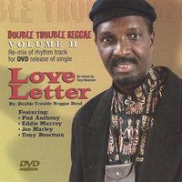 LOVE LETTER — Eddie Murray & Double Trouble Reggae Band