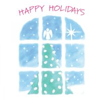 Happy Holidays — Kim Mitzo Thompson