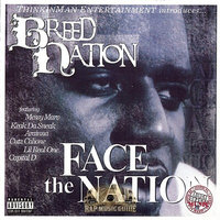 Face The Nation — William Breed