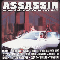 Born and Raised in the Bay — DJ KING ASSASSIN (The Mega Mix Champion Of The World)