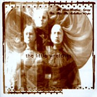 This Time the Rebellion Weeps / The Slow Restless Agony (Two Album Set) — The Little Wretches