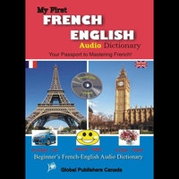 French-English Audio Dictionary For Beginners — Global Publishers Canada