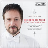 Secrets of Christmas — Франц Шуберт, Gino Quilico, Ensemble TrioSphère