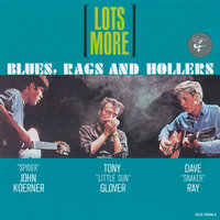 Lots More Blues, Rags And Hollers — Koerner, Ray & Glover