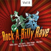 Rock-A-Billy Rave, Vol. 8 — сборник
