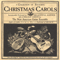 A Collection of Favourite Christmas Carols — Lewis Ross