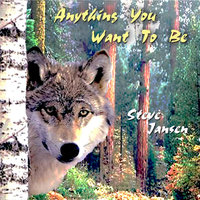 Anything You Want To Be — Steve Jansen