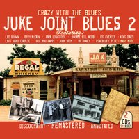 Juke Joint Blues 2 — Various Artists - JSP Records