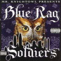 Mr. Knight Owl Presents: Blue Rag Soldiers — сборник