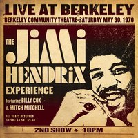 Live At Berkeley — Jimi Hendrix Experience