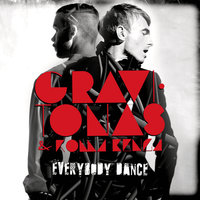 Everybody Dance EP — Gravitonas, Рома Кенга
