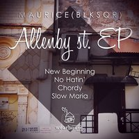 Allenby St. EP — Maurice (BLKSQR)